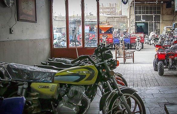 سایه سنگین رکود بر بازار موتورسیکلت