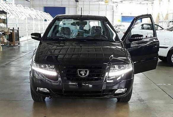 معرفی محصول جدید ایران خودرو به نام