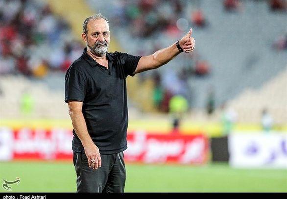 سرمربی مشهور فوتبال ایران با مدل موی باور نکردنی (عکس)