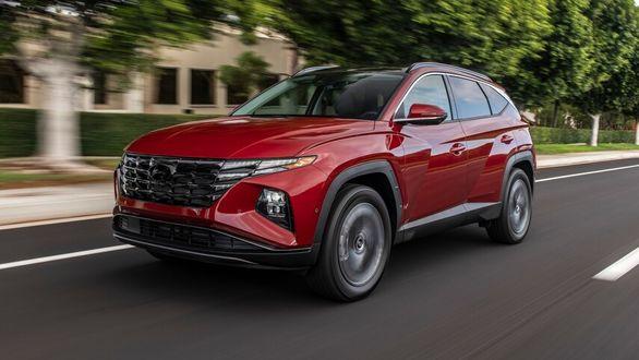 آغاز فروش هیوندای توسان مدل 2022 + قیمت