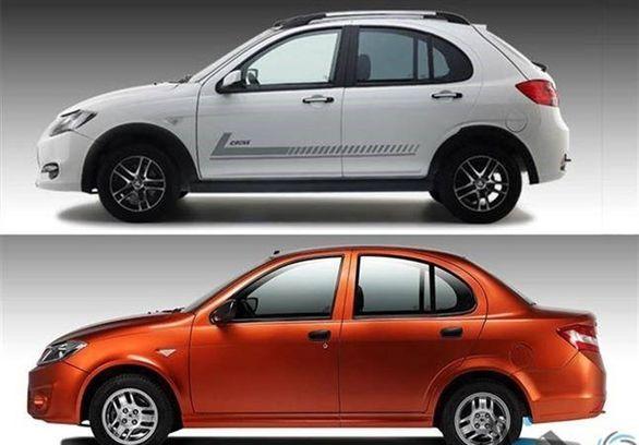 این 2 خودرو جایگزین تیراژ پراید در سایپا می شوند