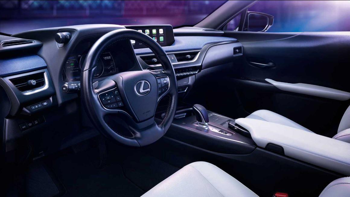 لکسوس UX 300e رونمایی شد؛ اولین خودروی الکتریکی این شرکت ژاپنی