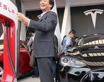 تسلا برای چینی ها شارژر خودروی برقی می سازد