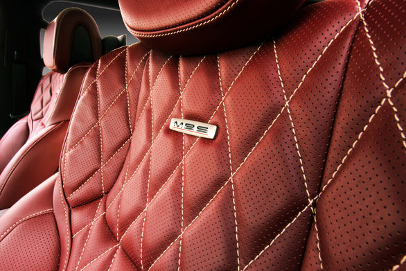 نقش صندلی در تیونینگ خودرو وی آی پی / معرفی صندلی MBS