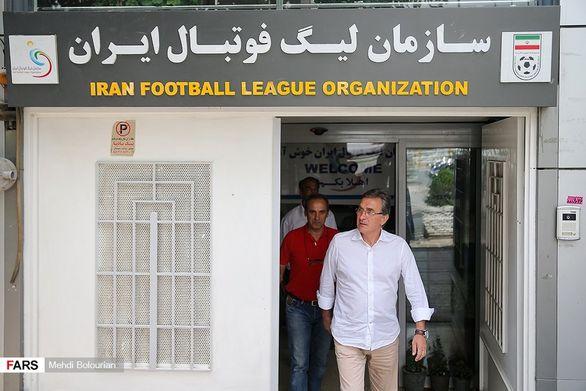 هشدار وزارت ورزش به پرسپولیس در مورد برانکو
