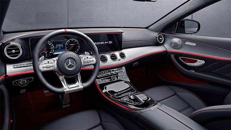 Mercedes Benz AMG E53 / مرسدس بنز