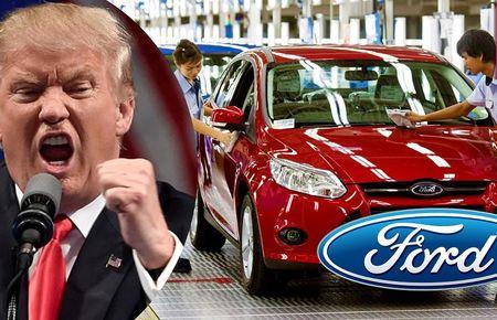 ترامپ با صنعت خودروسازی آمریکا چه میکند؟