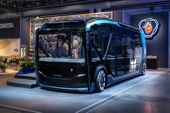 اسکانیا NXT ایده ای خلاقانه برای حمل و نقل هوشمند
