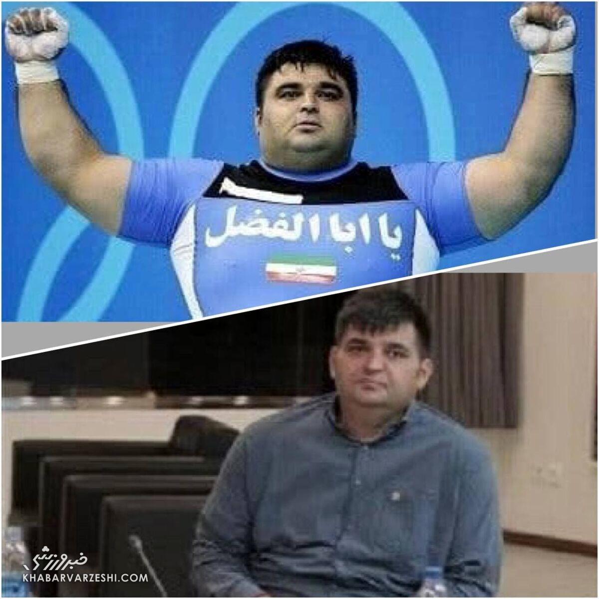 تصویری از کاهش وزن باورنکردنی هرکول ایرانی/ حسین رضازاده را ببینید نمی شناسید!