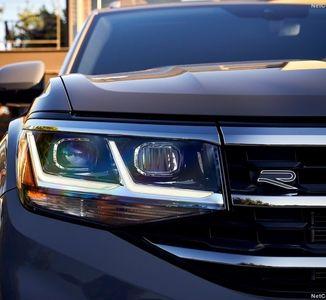 مدل جدید خودرو فولکس واگن اطلس را ببینید