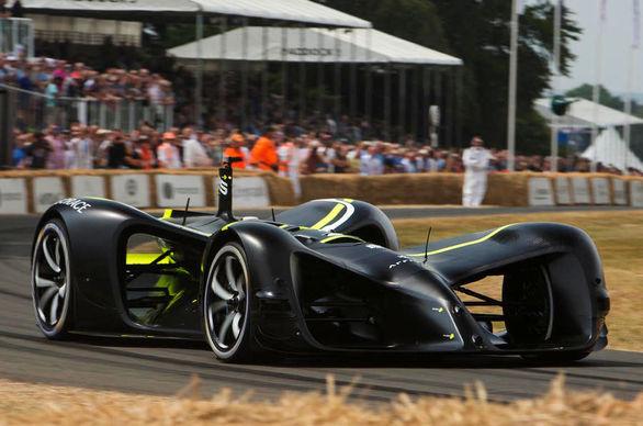 جزئیات برگزاری اولین مسابقه خودروهای خودران
