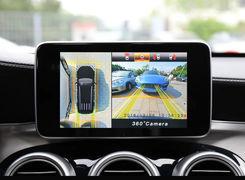 آشنایی با آپشن دوربین 360 درجه در خودرو