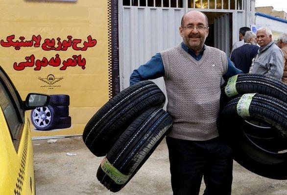 قیمت جدید انواع لاستیک ایرانی