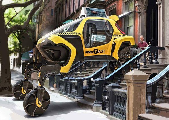 خودروی جدید هیوندای به سبک ترنسفورمرز