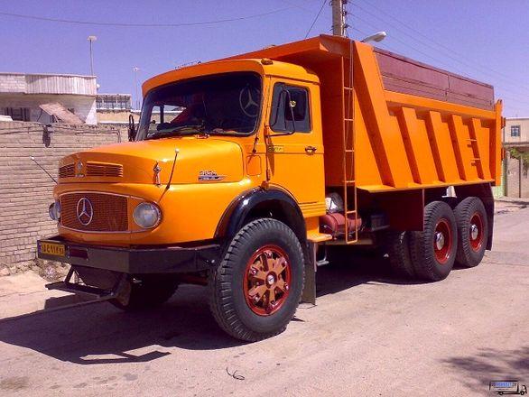 تردد کامیون در شهر تهران ممنوع شد