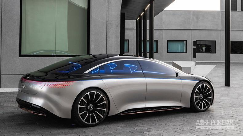 بررسی فنی خودروی لوکس مرسدس بنز+ مشخصات