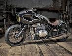نسخه دست ساز از موتورسیکلت ب ام و R18 معرفی شد