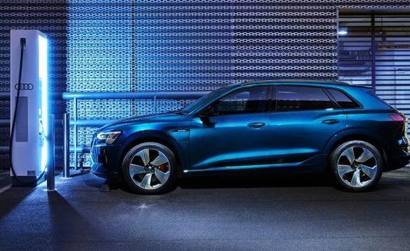 فناوری شارژ دوطرفه خودروهای برقی آئودی