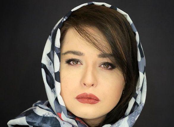عکس   کودکی جالب مهراوه شریفی نیا