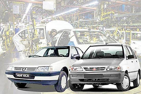 قیمت جدید کارخانه 10 خودرو پر تقاضای ایران خودرو و سایپا