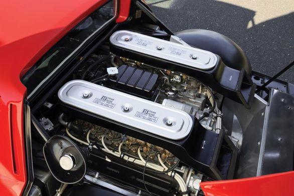 موتورهای V12 فراری از ابتدا تا حالا