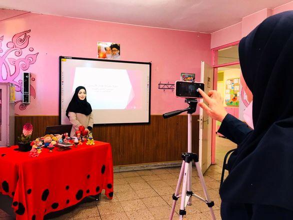 نحوه فعالیت مدارس و معلمان در مناطق نارنجی از شنبه 15 آذر