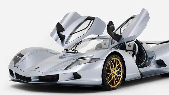 سریع ترین خودروی برقی دنیا را بهتر بشناسید