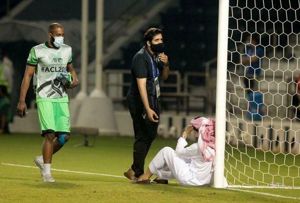 سوژه معروف بازی پرسپولیس و النصر استعفا کرد + عکس