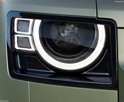 جدیدترین مدل خودرو لندروور دیفندر را ببینید