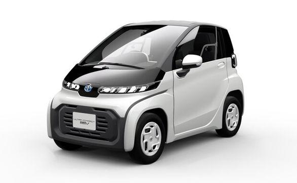 خودروی مخصوص تویوتا برای سالمندان