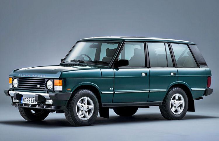 Range Rover Classic Autobiography