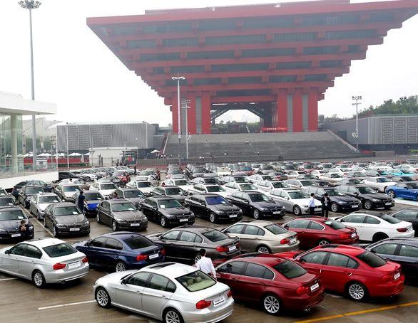 کاهش صادرات خودروی چین