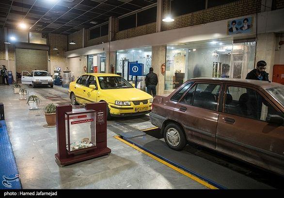 این خودروها به معاینه فنی مراجعه کنند