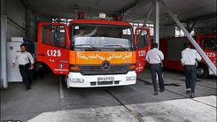 انفجار ویرانگر خانه در تهرانپارس + عکس