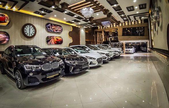 وضعیت فعالیت نمایشگاه های خودرو از روز شنبه