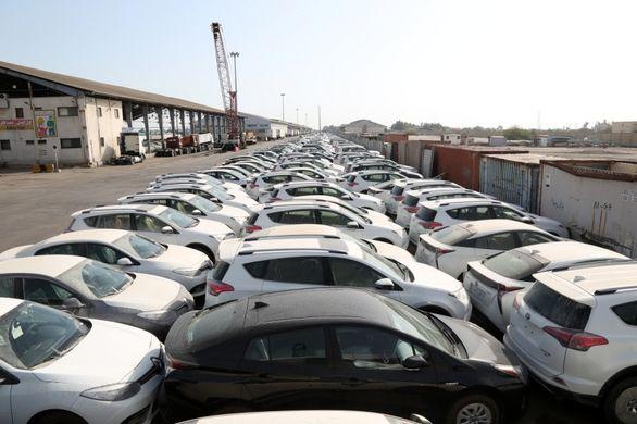 ما به التفاوت 500 میلیون تومان برای ترخیص خودروهای مانده در گمرک