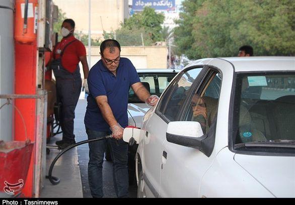 در پمپ بنزین انعام بدهیم یا ندهیم؟
