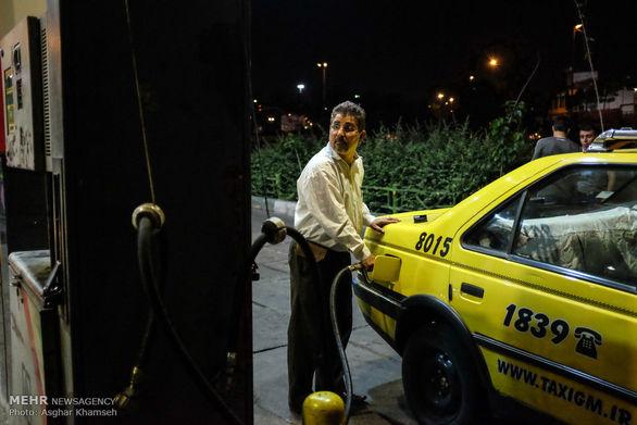 جزئیات سهمیه بنزین تاکسیهای اینترنتی ، درون شهری و برون شهری اعلام شد