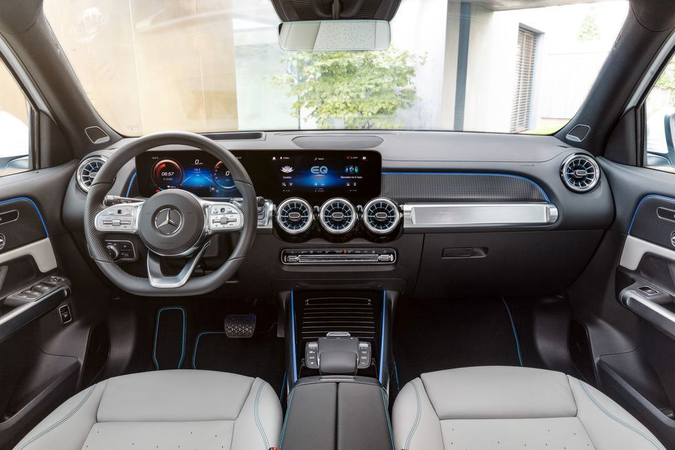 EQB 2023؛ خودرویی فوق لوکس از مرسدس بنز با ظاهری لاکچری