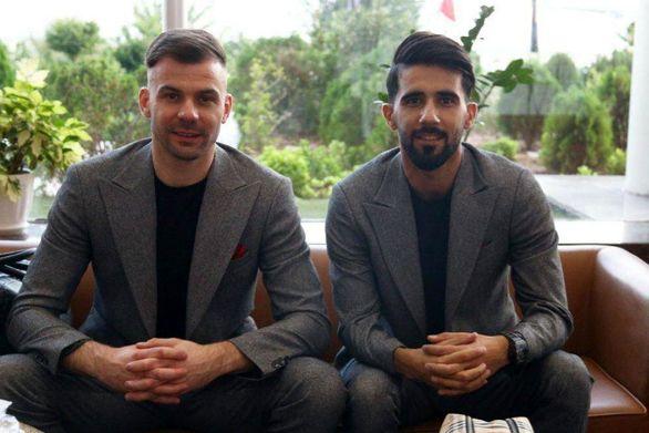 پول برانکو را به بشار، رادو و بازیکنان جدید دادند