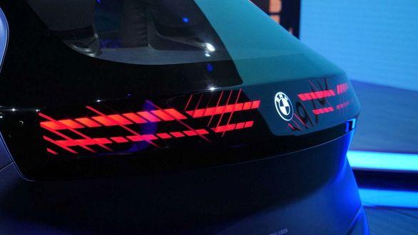 ب ام و i Vision سیرکولار | خودرویی که کاملاً بازیافت می شود