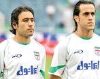 عکس | خاطره بازی مهدوی کیا و علی کریمی در بازی 6 تایی پرسپولیس