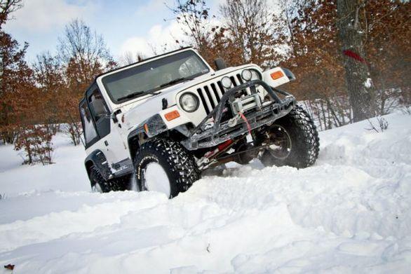 بایدها و نبایدهای خودرویی در زمستان