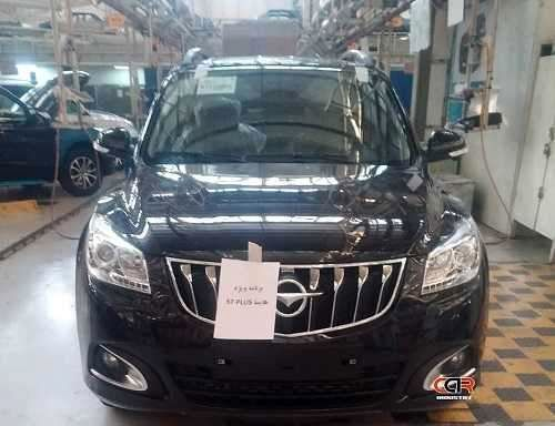 آغاز فروش شاسی بلند محبوب ایران خودرو پس از ماه ها