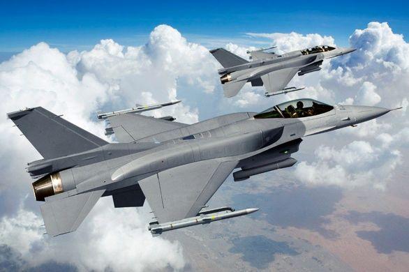 جنگنده پیشرفته F16 جزغاله شد! + عکس