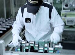 مستند تاکومی/ ادامی احترام لکسوس به فرهنگ کار در ژاپن