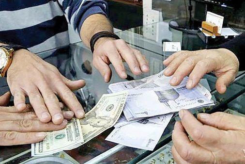 دلار در آستانه ریزش به کانال ۲۲ هزار تومانی