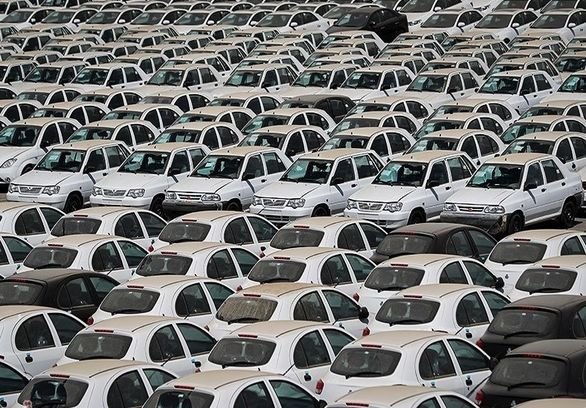 کشف انبار جدید احتکار خودرو در غرب تهران