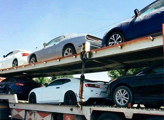 انتقال خودروی آمریکایی به مناطق آزاد ممنوع!