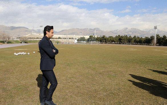 گزارش کامل از اولین روز کاری فرهاد مجیدی در تمرین استقلال / فرهاد با بنز آمد!